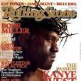 Kanye West, martyr pour Rolling Stone sous l'oeil de David Lachapelle.