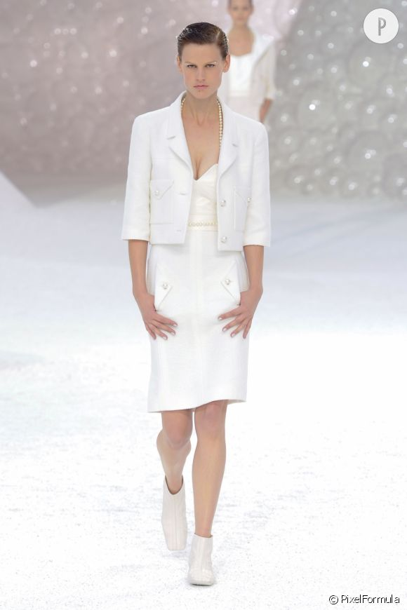 Défilé ChanelParis Printemps-Eté 2012