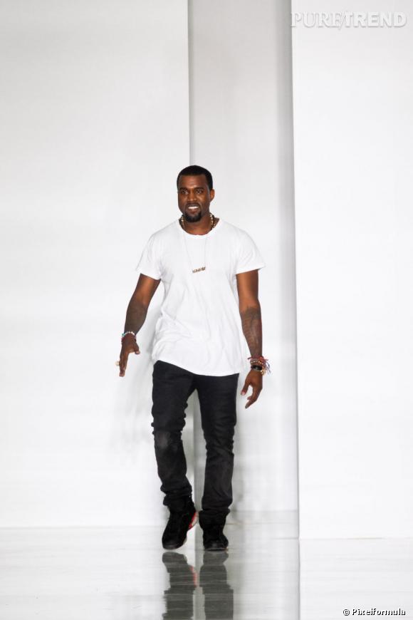 Kanye West n'a pas convaincu les rédactrices...