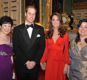 Kate Middleton, rouge séduction