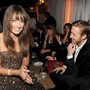 L'actrice Olivia Wilde a été aussi en couple avec Ryan.