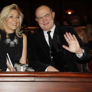 Christian Lacroix et Nadja Swarovski