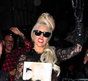 Lady Gaga n'a pas froid aux yeux