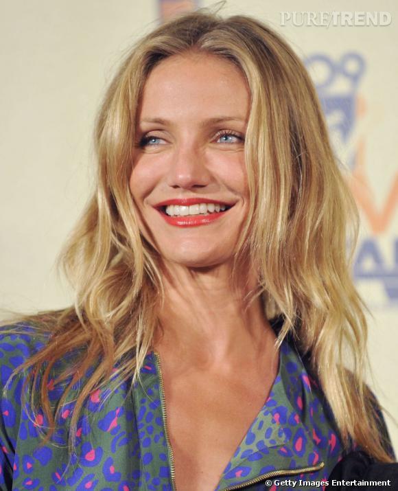 Plus belle blonde ou brune ?    Cameron Diaz, c'est l'ambassadrice du blond californien à Hollywood.
