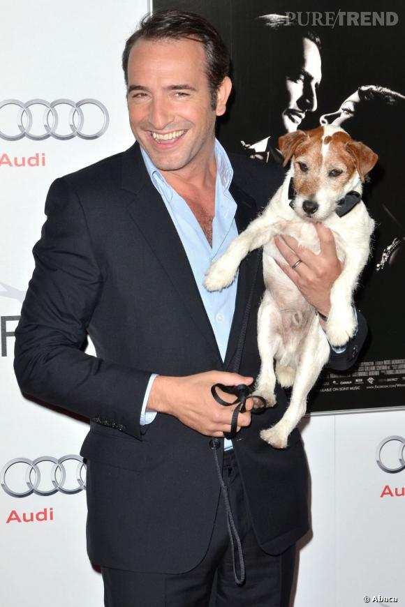 """Avec """"The Artist"""" on retrouve le chien meilleur ami de l'homme attentif, vif et intelligent."""