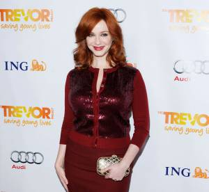 Christina Hendricks, moulee a l'extreme