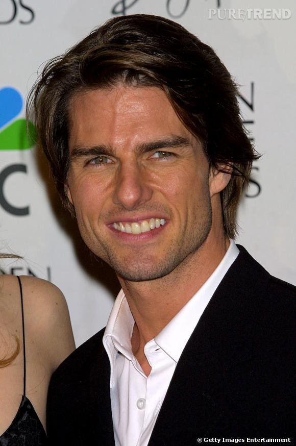 """Le top """"coiffure"""" :  longueur raisonnable, cheveux propres et brillants, Tom a tout bon."""