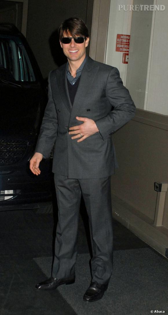 """Le top """"look de rue"""" :  chic mais pas trop guindé, Tom est très pro."""