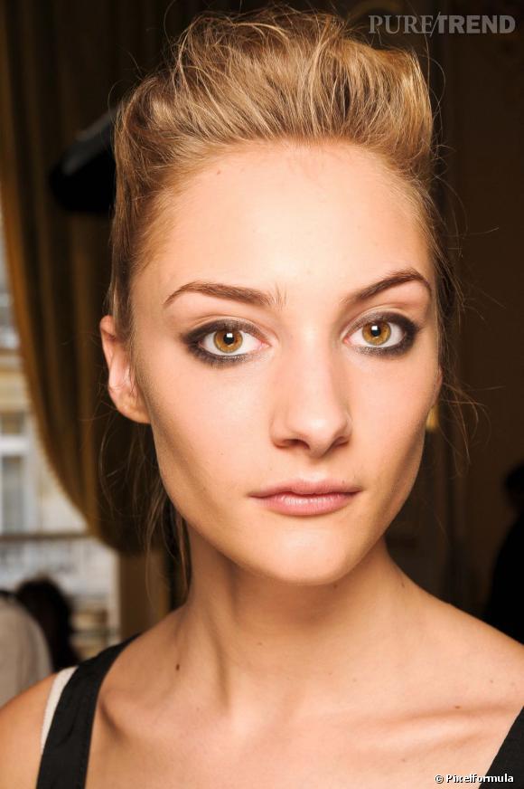 Fabuleux Les tendances maquillage mariage Le smoky eye s'invite à la  IQ19