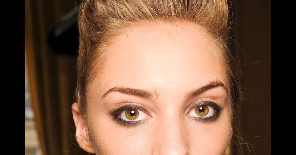 Les Tendances Maquillage Mariage Le Smoky Eye S 39 Invite La C R Monie On N 39 Abuse Pas Du Fard