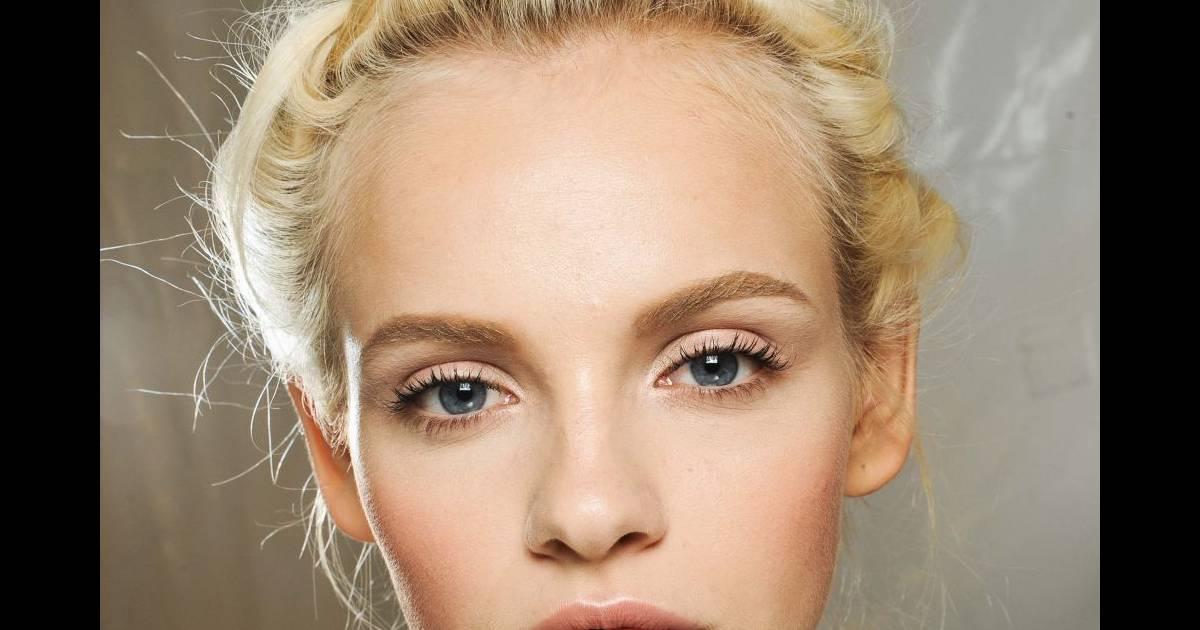 Les tendances maquillage mariage pour un maquillage de mari e r ussi le teint doit tre parfait - Maquillage nude mariage ...