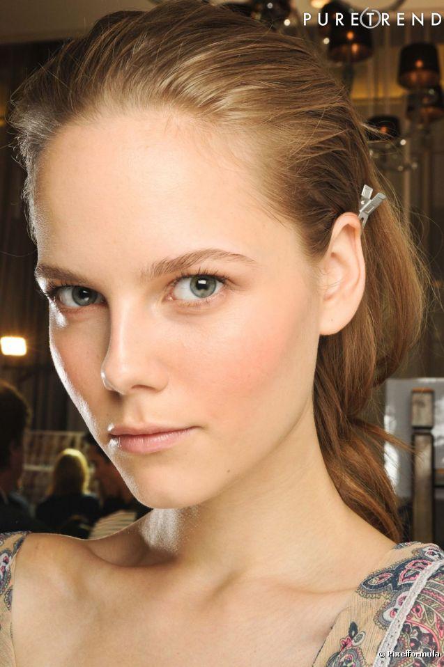 Les tendances maquillage mariage envie de naturel soignez votre teint matifiez les - Maquillage mariage naturel ...