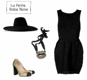 Comment booster sa petite robe noire pour les fêtes ?