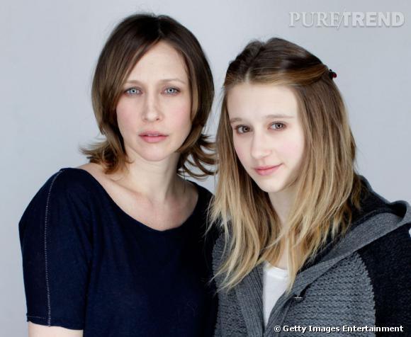 En réalité, Taissa Farmiga est très proche de sa famille, surtout de sa soeur Vera Farmiga, actrice déjà reconnue.