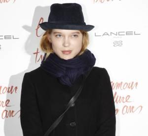 Lea Seydoux, adorable parisienne