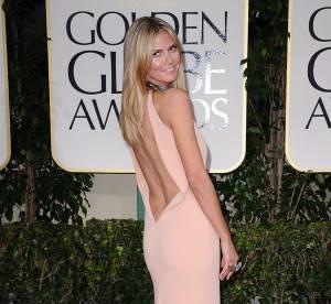 Heidi Klum Vs Nicole Richie : la robe dos-nu