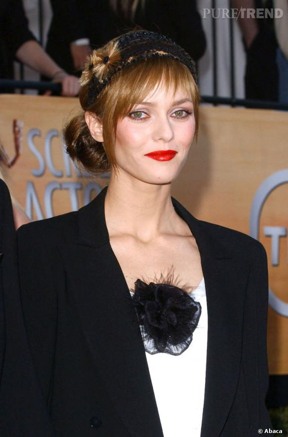 en 2005 vanessa paradis est dans sa p riode ann es folles. Black Bedroom Furniture Sets. Home Design Ideas