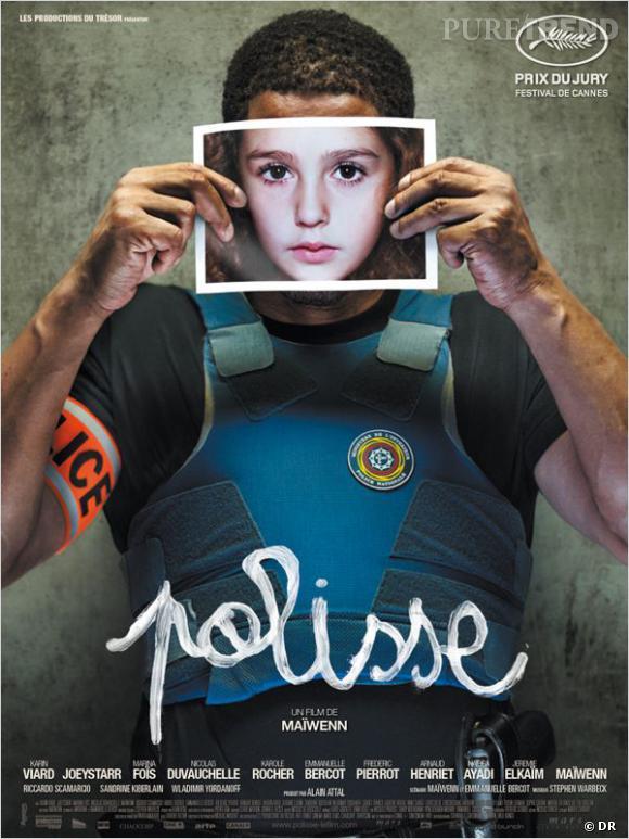 """""""Polisse"""", nominé dans la catégorie """"Meilleur Film""""."""