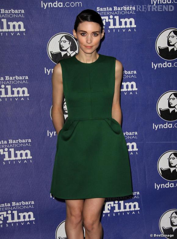 Rooney Mara au Festival du Film de Santa Barbara.
