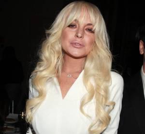 Le flop mode : Lindsay Lohan, cachet d'aspirine
