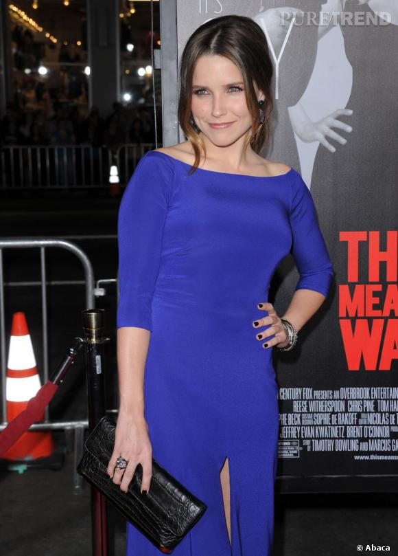 """Sophia Bush à la première du film """"Target"""" à Hollywood."""
