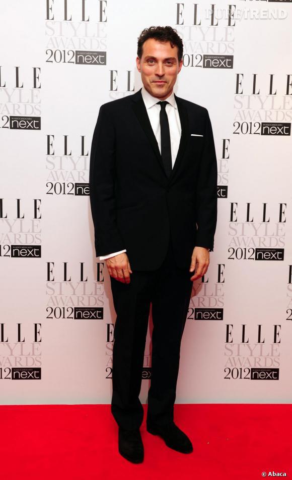 L'acteur Rufus Sewell.