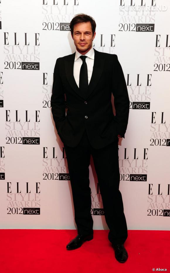 L'acteur Paul Sculfor.
