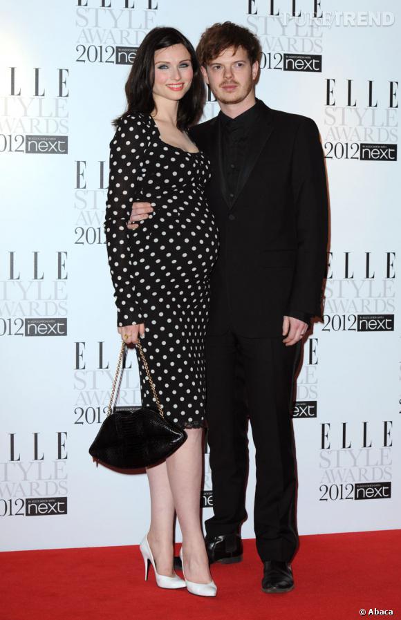 Sophie Ellis Bextor et Richard Jones.