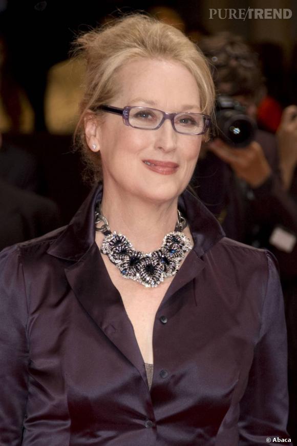 La meilleure paire de lunettes de vue : accordée à la tenue, cette paire est très chic. On adore.