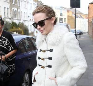 Kylie Minogue, belle moumoute
