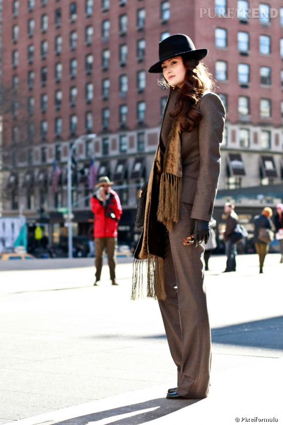 Les looks de la Fashion Week de New York