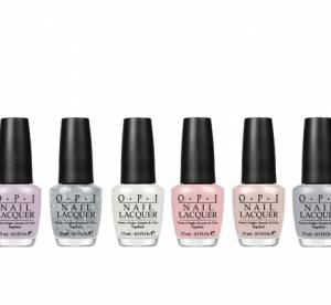 Coup de coeur : la collection New York City Ballet d'OPI