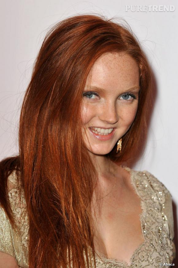Lily Cole, nouvelle égérie The Body Shop.