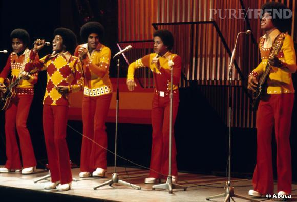 Mieux que des majorettes, les Jackson 5 à la grande époque.