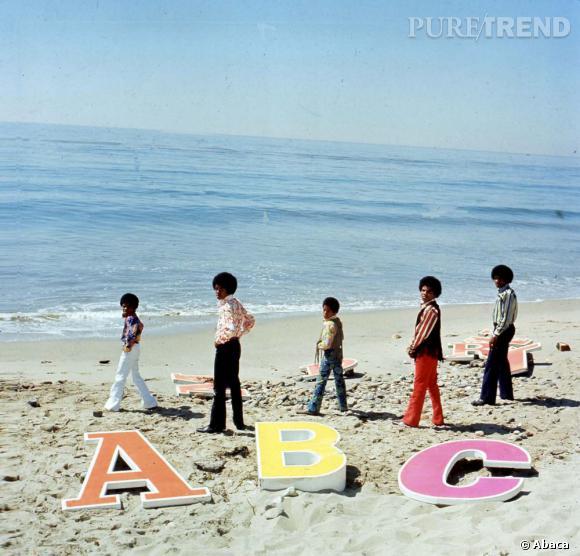 Les Jackson 5 et leur fameux ABC...