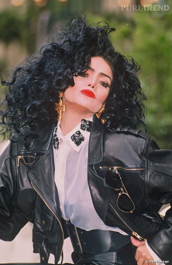 """Assurément on voit la ressemblance avec Michael Jackson période """"Bad""""."""
