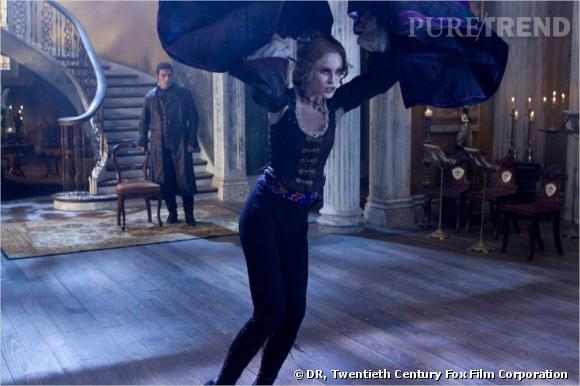 "Erin Wasson est le vampire Vadoma dans ""Abraham Lincoln : Chasseur de Vampires""."