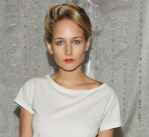 Le look du jour : Leelee Sobieski, pin-up fifties