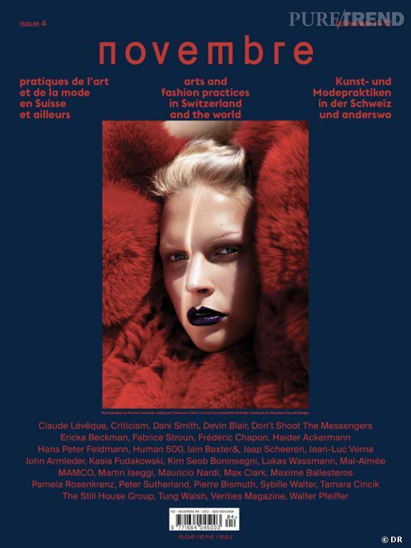 """Le magazine """"Novembre"""""""