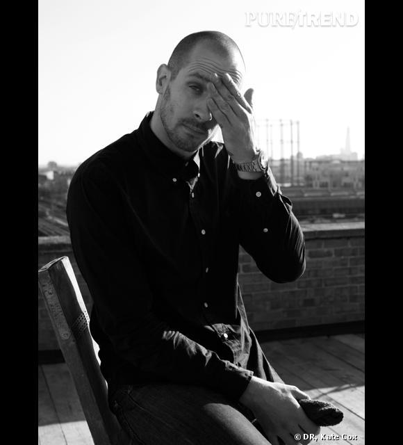 Portrait de Maxime Büchi.