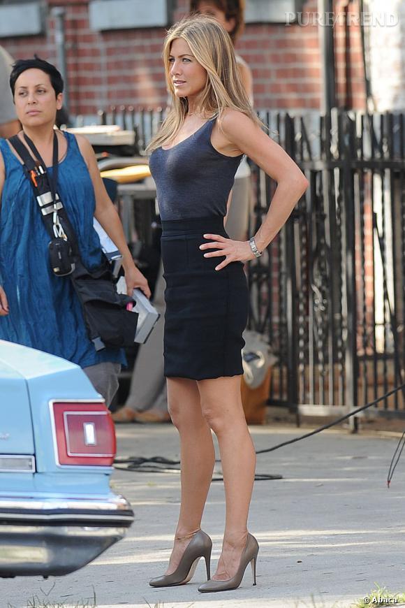 L'astuce de Jennifer Aniston : le jus de citron dans de l'eau tiède le matin à jeun.