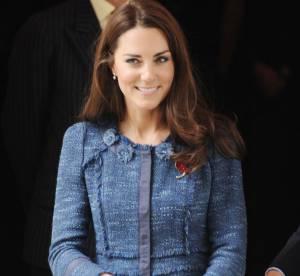 Kate Middleton, la perfection en deux looks