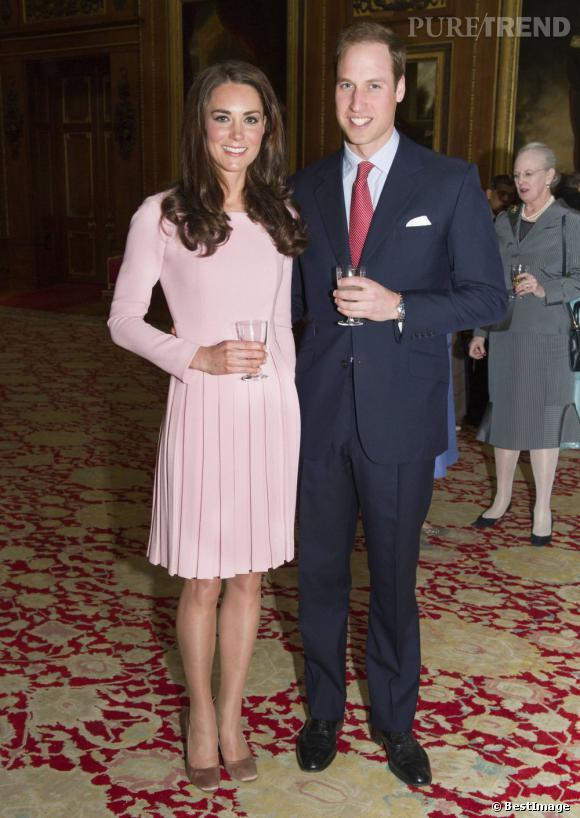 Kate Middleton et le Prince William organisent une réception au Château de Windsor pour célébrer le jubilé de la Reine.