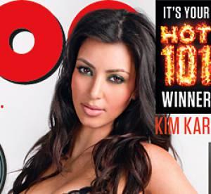 Kim Kardashian femme la plus sexy du monde... Et Bar Refaeli ?