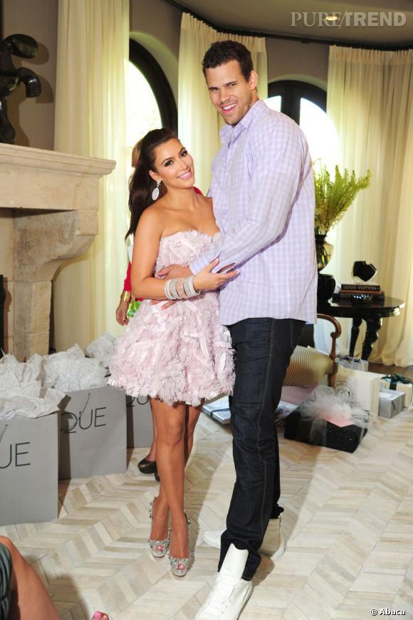 Kim Kardashian aime jouer les babydoll.