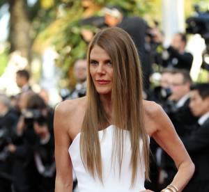 Anna Dello Russo, glaciale à Cannes