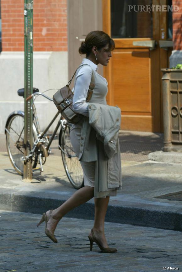 Bonne idée pour se dépenser : terminer le trajet jusqu'à son travail à pied.