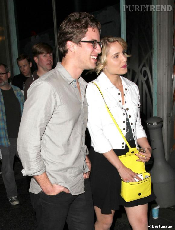 Dianna Agron et son boyfriend Henry Joost, comme un couple ordinaire