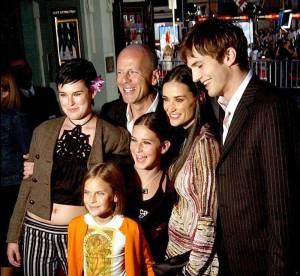 Demi Moore, Rumer Glenn, Mabel : dans la famille Willis/Moore, je voudrais...
