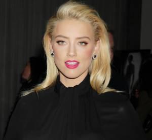 Amber Heard, Blake Lively, Julianne Moore... La bouche fuchsia pour cet été